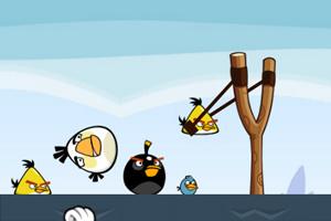愤怒的小鸟HD1.2修改版