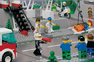 《乐高城市建设者》截图1
