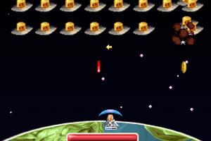 《飞碟大战》游戏画面1