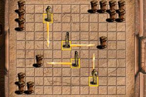 《法老王的木乃伊》游戏画面1