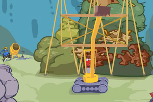 《拆除机器专家变态版》游戏画面1