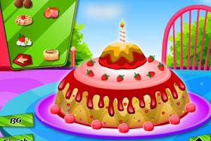 《美味的蛋糕》截图1