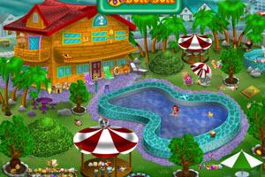 《嘟嘟家的花园》游戏画面1