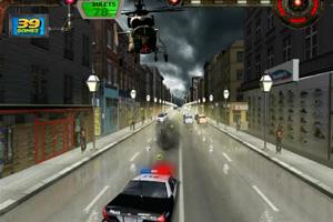 《3D极限破坏战车3》游戏画面1
