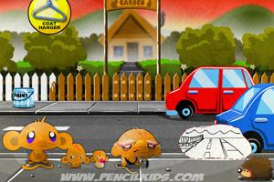 《逗小猴开心4》游戏画面1