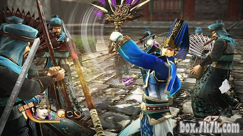 司马懿/TECMO KOEI Games今日公布了《真三国无双》系列作品《真...