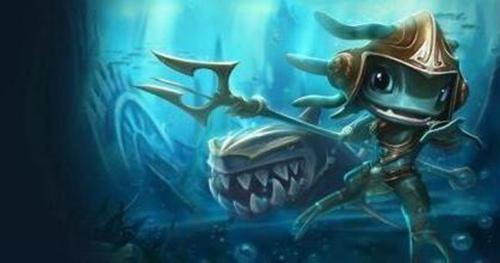 英雄联盟中单小鱼人怎么玩? 小鱼人打法攻略成就不死之身!