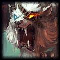 傲之追猎者 雷恩加尔 狮子狗 rengar