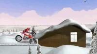 冰山雪地摩托车第七关