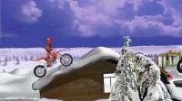 冰山雪地摩托车第十二关