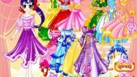 水晶之恋公主装2展示四