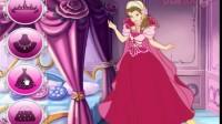 迪斯尼贝儿公主展示一