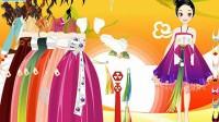 韩国美女换装展示三