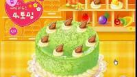 阿Sue做蛋糕展示五