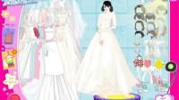 美丽新娘换装展示三