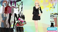 韩国流行服装展示展示一