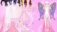 蝴蝶仙女换装展示三