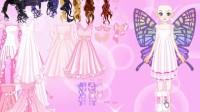 蝴蝶仙女换装展示五