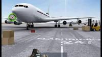 机场模拟射击第一关
