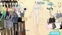 韩国时尚淑女展示五