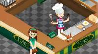 美少女茶餐厅 第一关