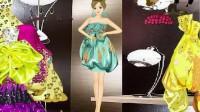 古典时尚礼服秀展示五