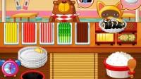 小熊猫做紫菜包饭 第四关