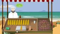 经营海滩烤玉米店 第一关