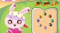 粉红兔兔换装展示三