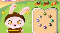 粉红兔兔换装展示四