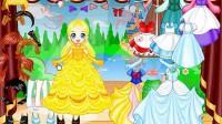 打扮童话小公主展示四