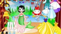 打扮童话小公主展示三