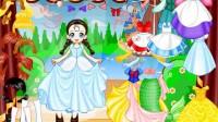 打扮童话小公主展示五