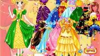 水晶之恋公主装展示五