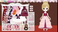 可爱公主裙展示五