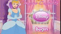 迪士尼仙蒂公主展示一