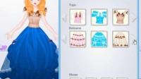 公主礼服展示三