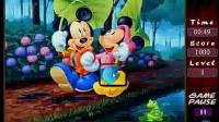 迪士尼情侣找字母 第1关