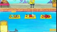 海面宝宝沙滩喂鲨鱼