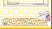 美女餐厅洗碗工 第一关