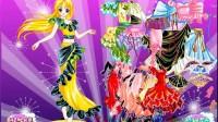 芭蕾公主换装 展示五