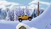 雪地飞车第一关