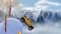 雪地飞车第四关