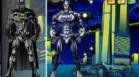 蝙蝠侠换装展示五