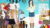 秋冬装女孩 展示五