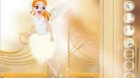 甜美彩衣天使装展示一