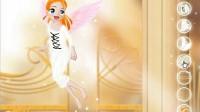 甜美彩衣天使装展示三
