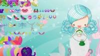 莎拉莎人鱼小公主 展示五