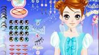 甜美公主换装 展示一