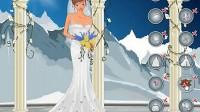 冬日亮丽新娘展示一